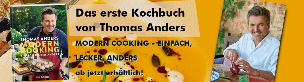 Thomas Anders - Modern Cooking